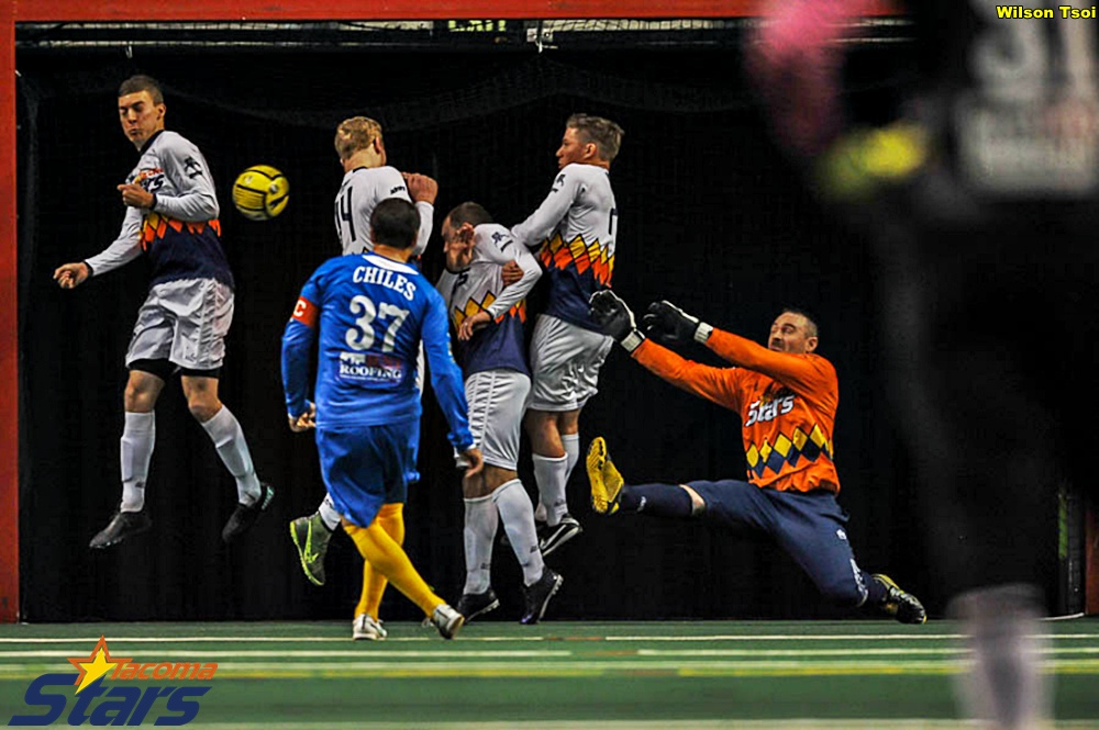 Double duty the new normal for two-league Tacoma Stars