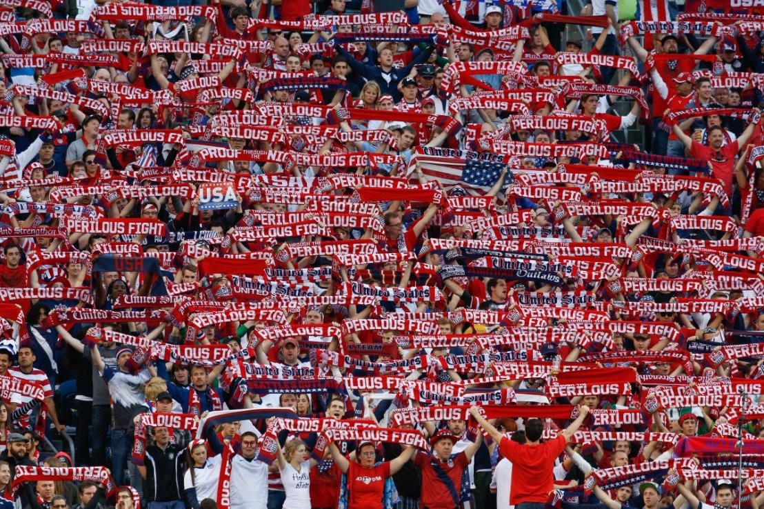 Seattle-based Ruffneck Scarves new official supplier for U.S. Soccer