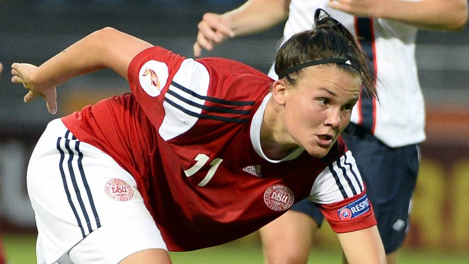 Seattle Reign FC ink Danish international forward Katrine Veje