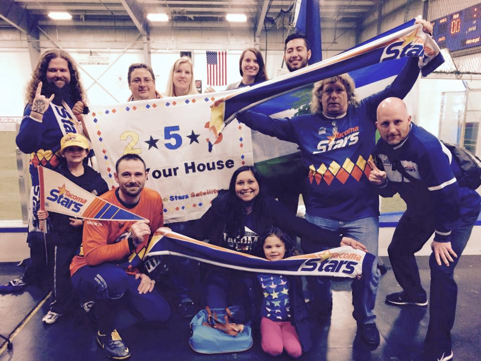 Tacoma Stars go unbeaten in WISL regular season