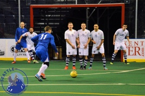 Seattle Sporting wins PASL match over South Sound at ShoWare Center