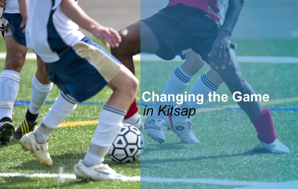"Kitsap Youth Soccer: Cammy MacDonald and ""Changing the Game"""