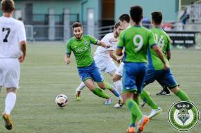 Sounders U23 defender drafted by Toronto FC