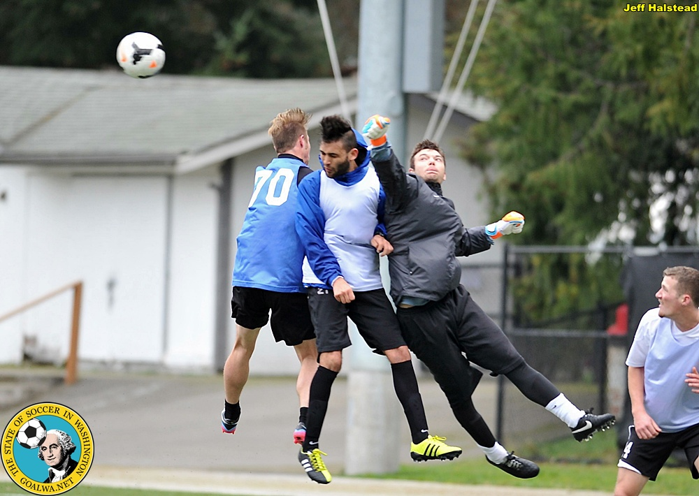 Kitsap Pumas open tryouts covered from every angle