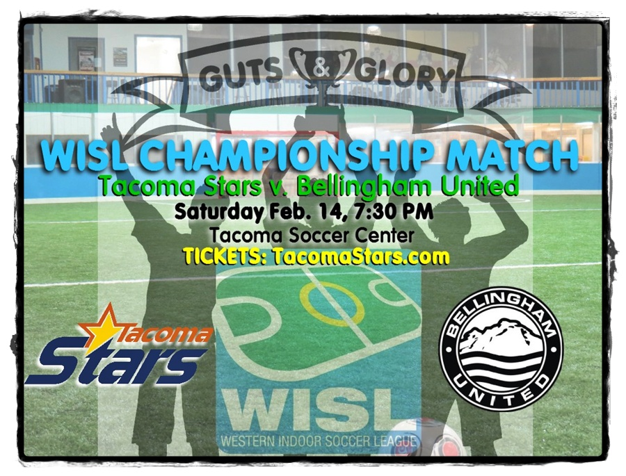 Tacoma Soccer Center hosts WISL Final Saturday as Stars meet Hammers fortitle
