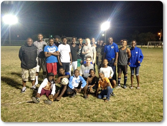 Vancouver Victory strengthen ties in Antigua with player exchanges