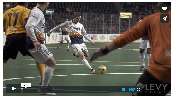 Video Buzz: Lev Films shoots the Tacoma Stars