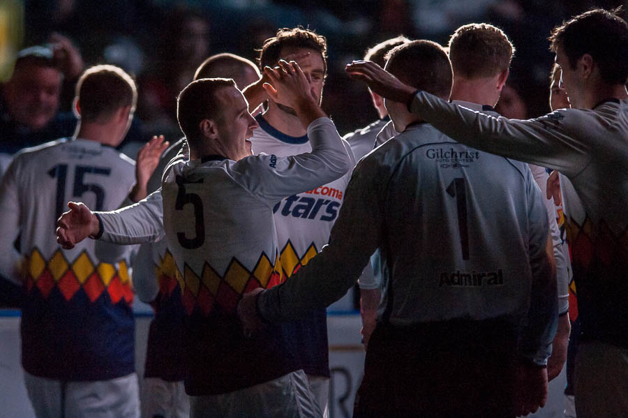 Turlock Express at Tacoma Stars