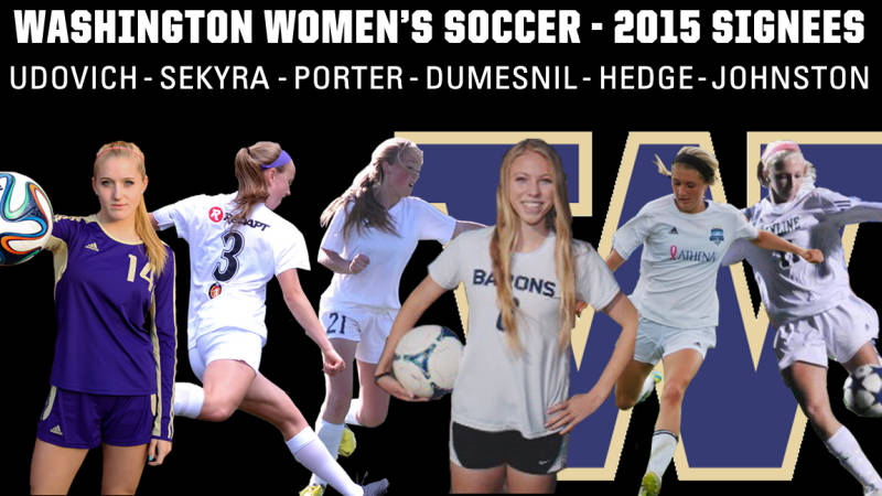 Husky Women add six new recruits