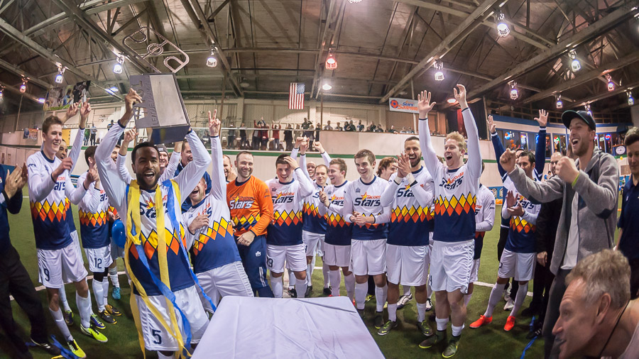 Picture Perfect: Wilson Tsoi shoots WISL Final