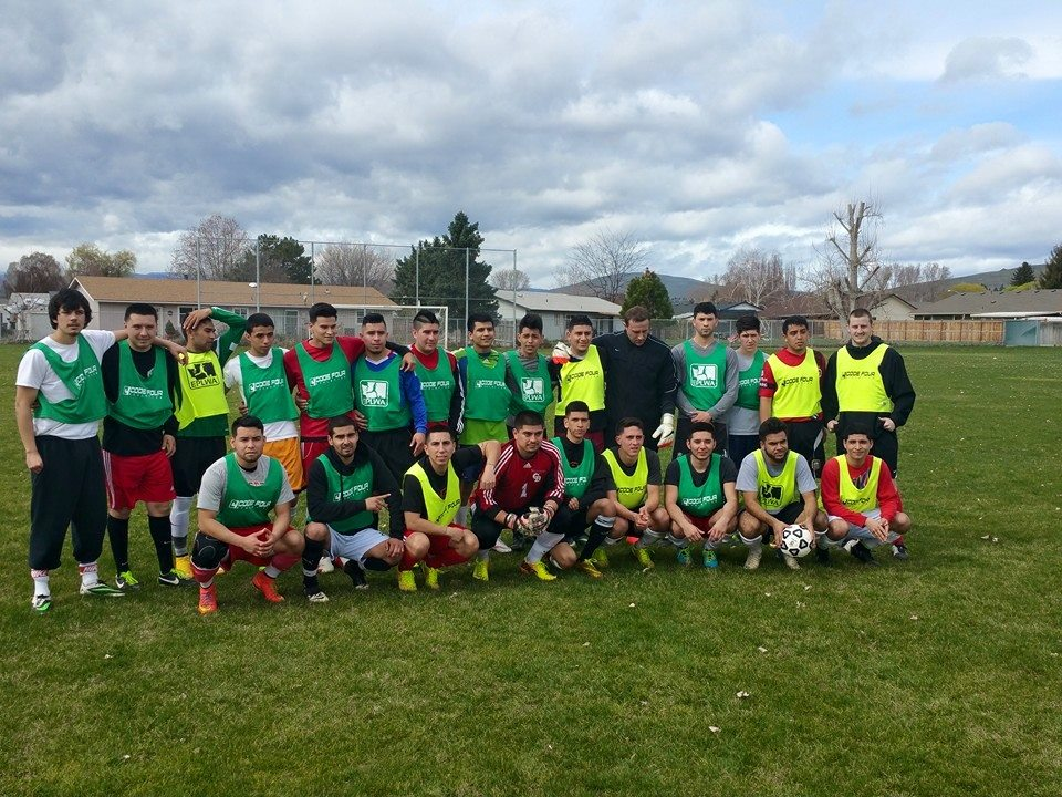 Hoppers open pre-season camp as soccer buzzes in Yakima