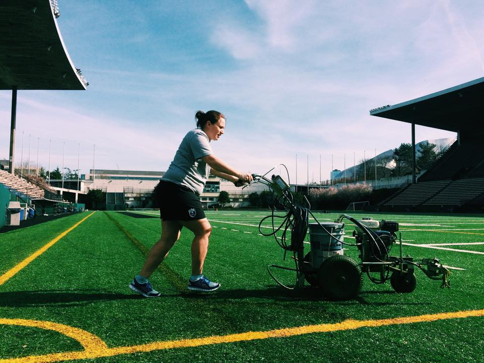 Reign FC open pre-season training camp