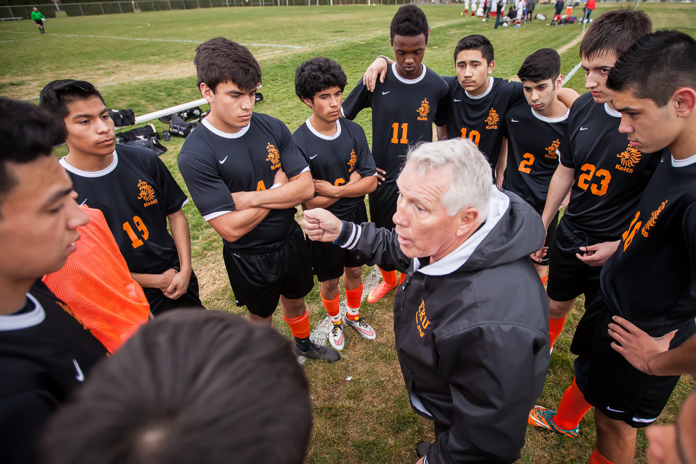 Picture Perfect: Here comes high schoolsoccer