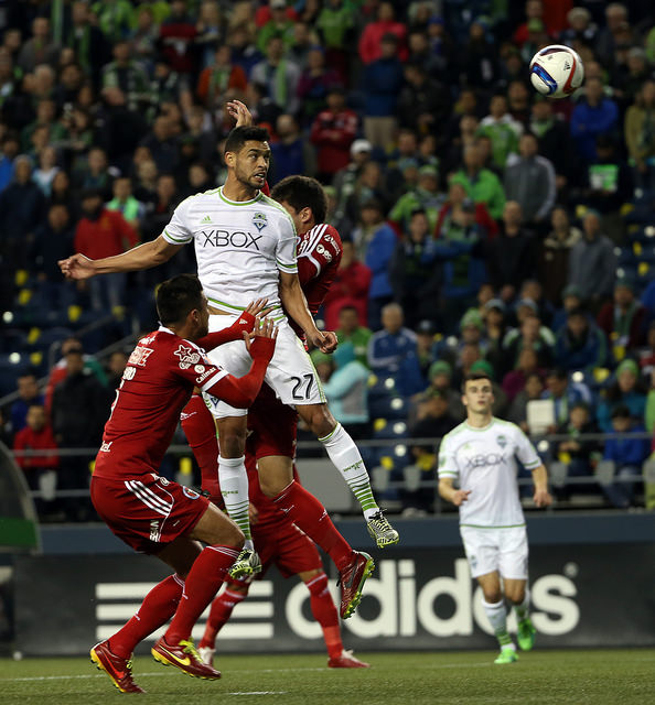 Image courtesy of Seattle Sounders FC Communications. Photographer: Corky Trewin.