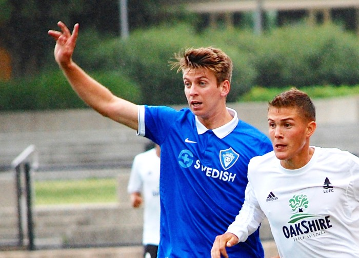 Puget Sound Gunners see Brady Ballew rise to the USL