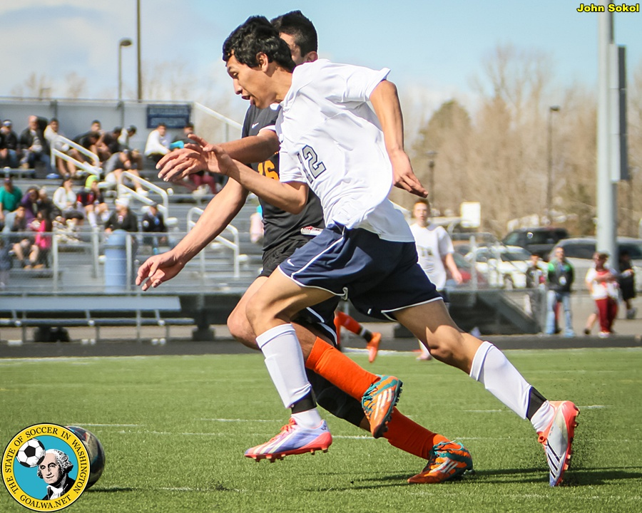 Picture Perfect: John Sokol shoots soccer in Mid ColumbiaConference