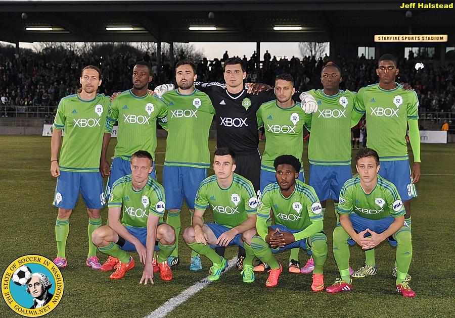 USL Preview: Seattle Sounders FC 2 vs. Arizona United SC