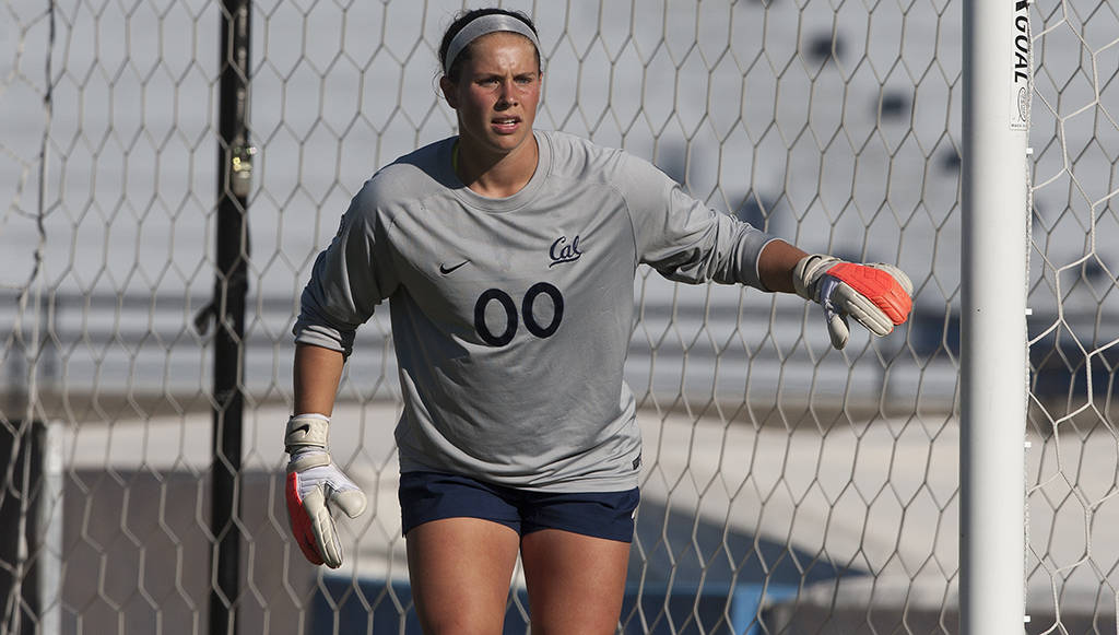Emily Boyd is garnering national honors and attention after her first season with Cal. (Golden Bears Athletics)