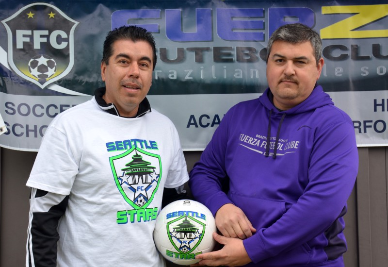 Fuerza FC signs affiliation agreement with EPLWA's Seattle Stars FC