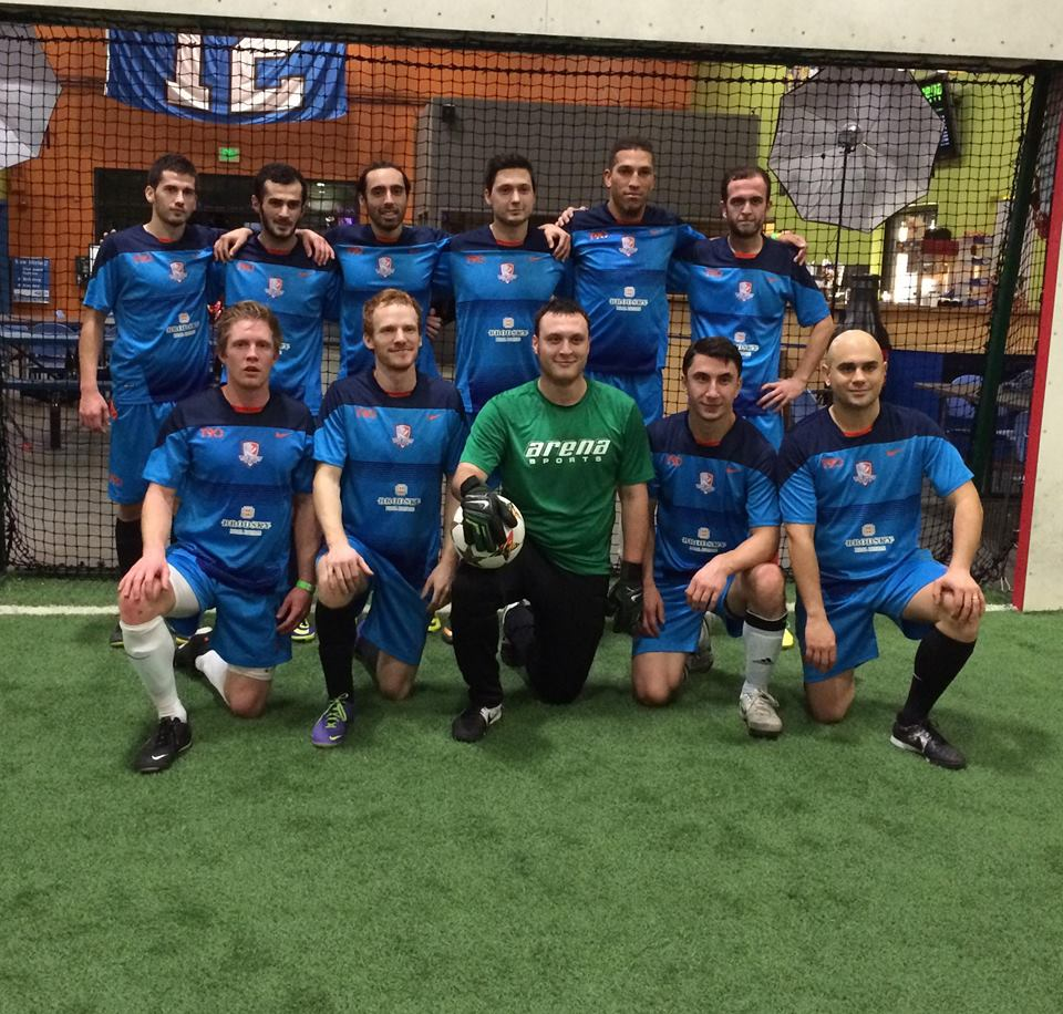 Video Buzz: Lead United's moving indoor soccer cause