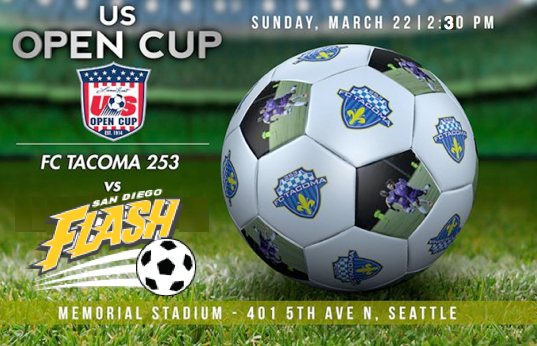 FCT 253 hosts San Diego Flash Sunday in USOC play-in match