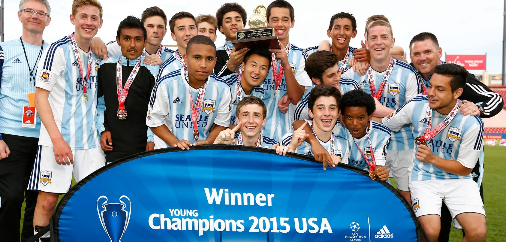 Seattle United Copa Makes Washington State History With