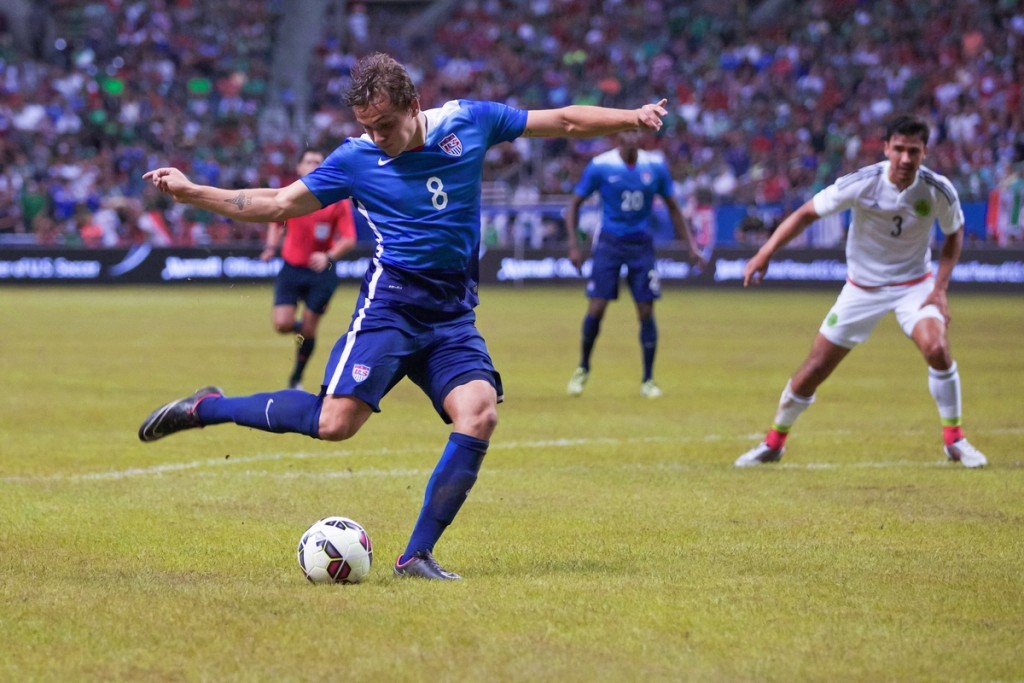 Mercer Island's Morris scores for USA in win overMexico
