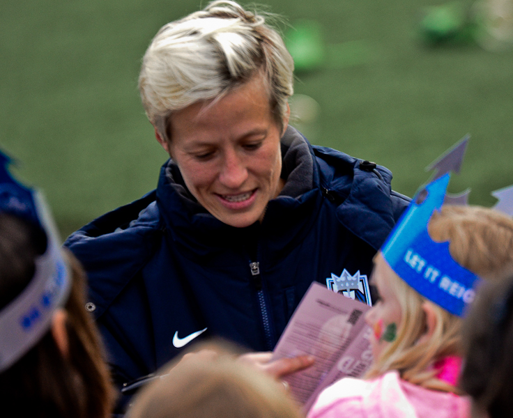 Solo, Rapinoe called from Reign FC to US World Cuproster