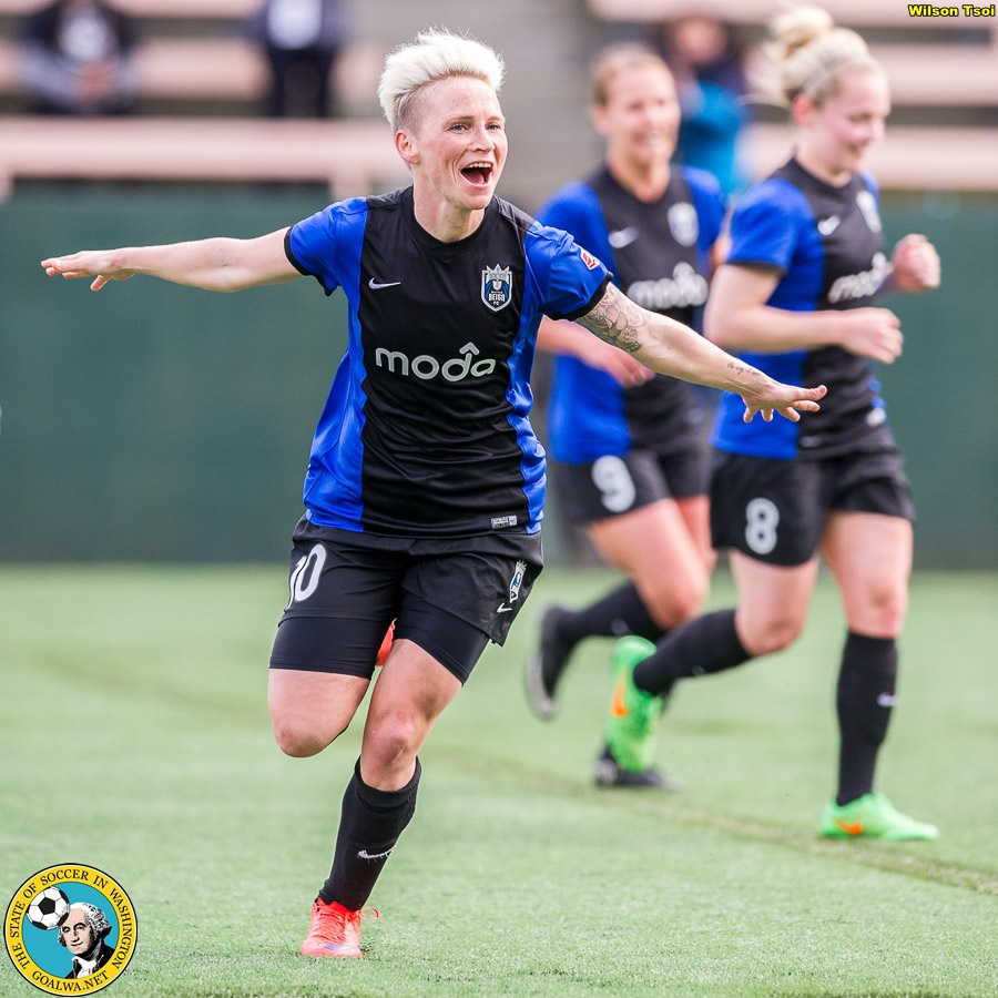 Reign FC away to face Chicago Red Stars Saturday