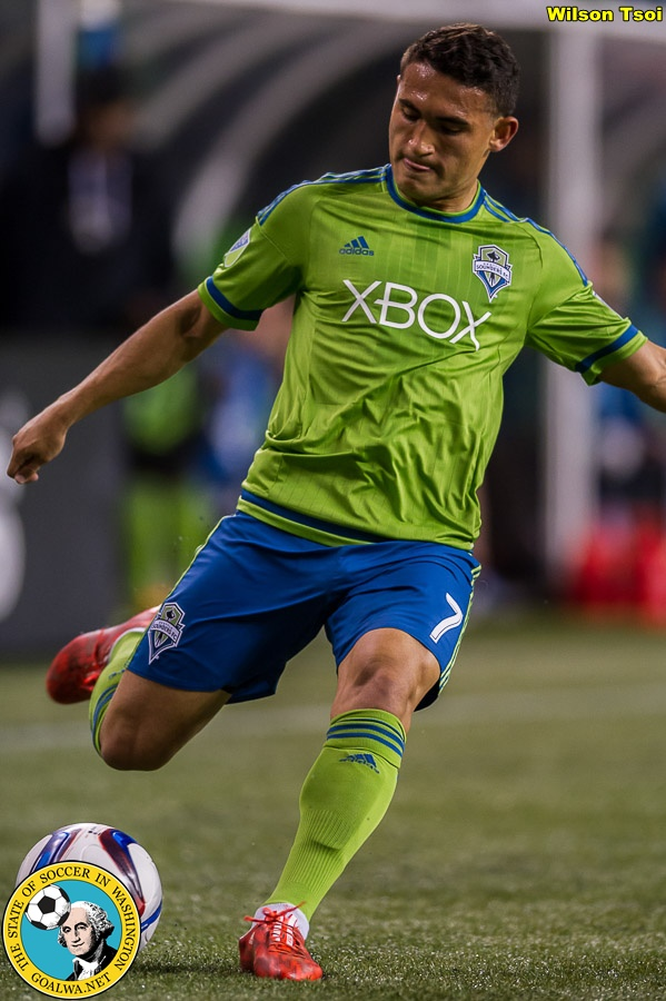 Roldan called from Sounders to US U-20 National Team