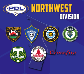 2015 PDL  Northwest Division Preview