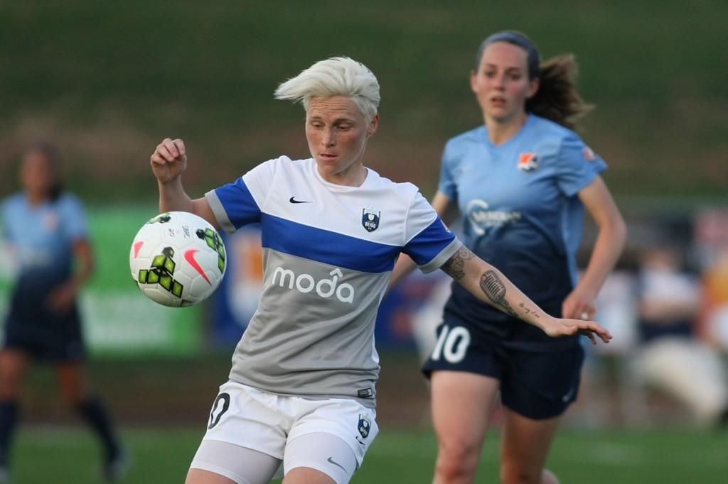 Jess Fishlock. (Reign FC photo)