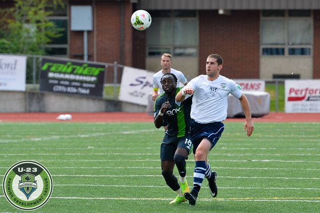 PDL 2015- May 17-  Sounders FC U23 vs. South Sound Shock FC