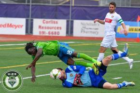 Sounders U23 draw Calgary in PDLopener