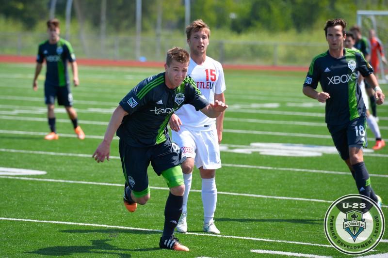 Sounders U23 begin pre-season against Seattle U at Muckleshoot TribalSchool