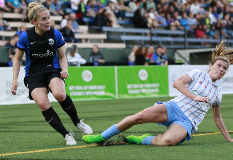Reign, Red Stars go goal-less inSeattle