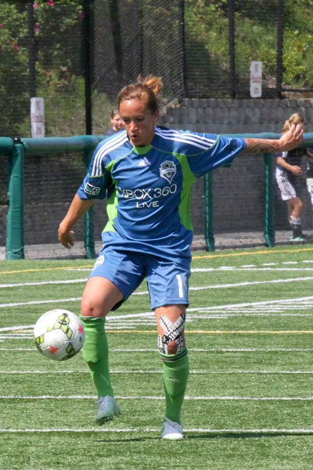 W-League MVP Mele French joins the Sounders Women