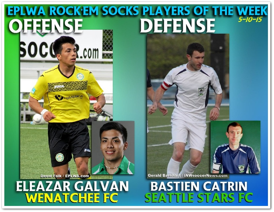 EPLWA Players of the Week for May 10revealed