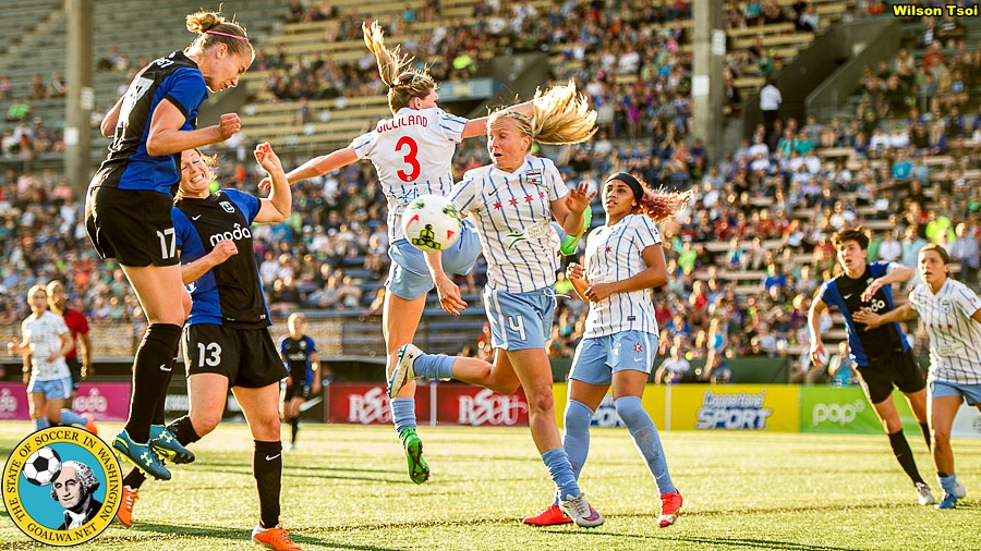 Picture Perfect: Reign versus Red Stars by Wilson Tsoi