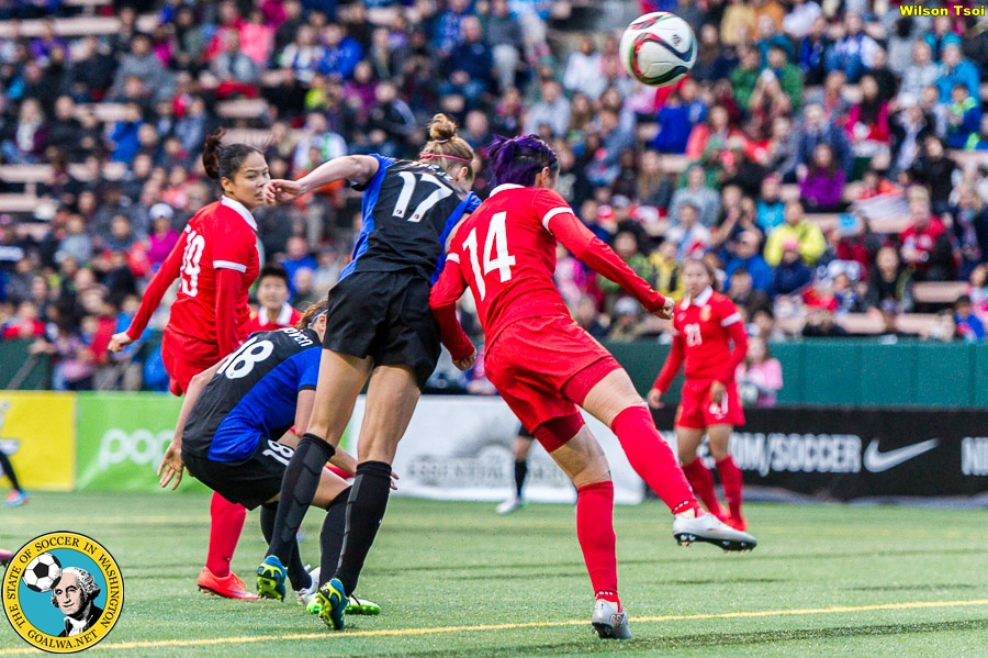 Picture Perfect: Reign host China National Team (Wilson Tsoiphotos)