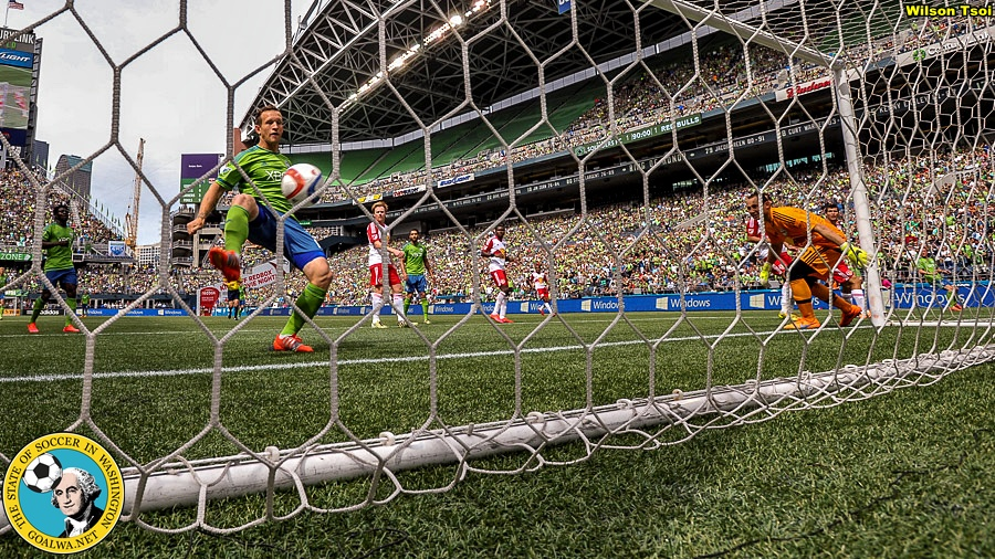Goal Sequence photos: Sounders rally to beat Red Bulls