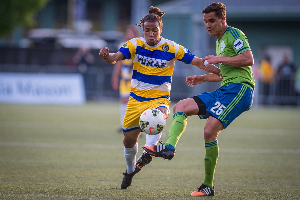 Pumas look to stay undefeated as they travel to play Sounders U23s