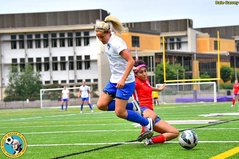 Picture Perfect: Dale Garvey shoots Sounders Women, WPSL action