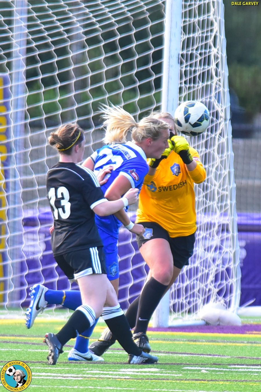 WPSL Update: Olympic Force upset FC Tacoma; Issaquah plays to nil-nil draw