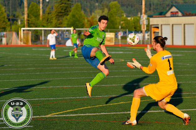 PDL 2015- Jun 5-  Sounders FC U23 vs. Puget Sound