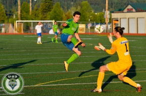 Sounders U23 spank Puget Sound5-nil
