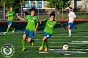 Sounders U23 host Kitsap Pumas Friday night in Sumner