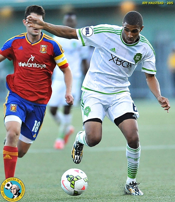 Sounders 2 edge Real Monarchs on Rossi strike