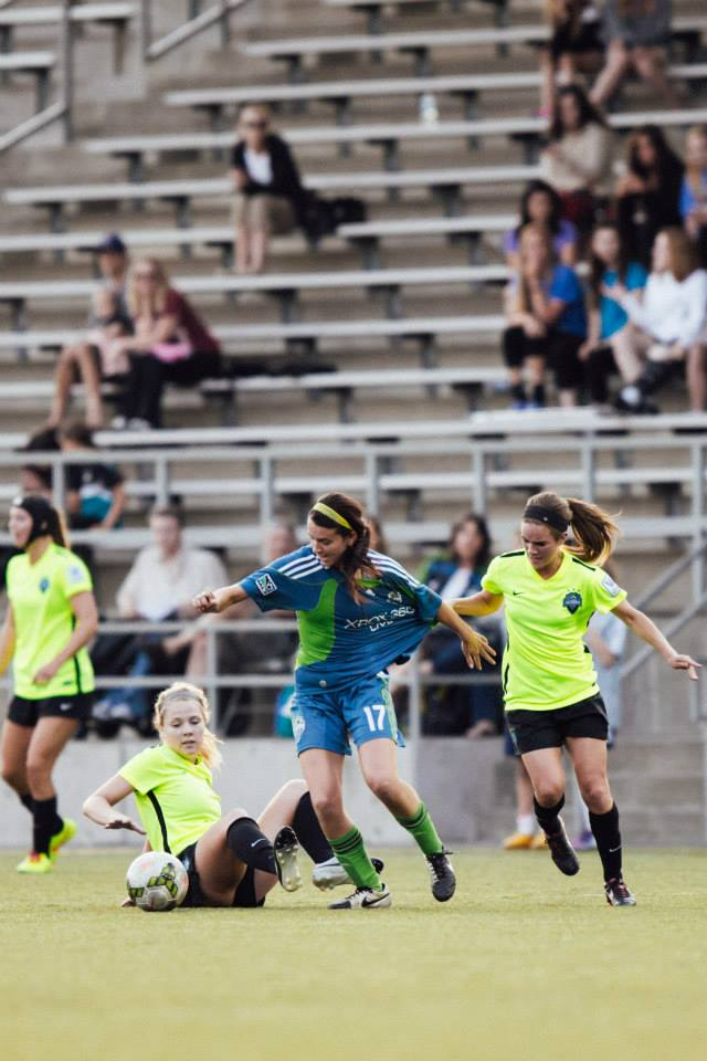 Undefeated Sounders Women have a busy week ahead