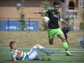 Sounders U23's bounce back with win at Calgary